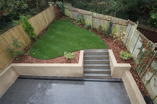 Landscaping and garden design by oxford property renovations