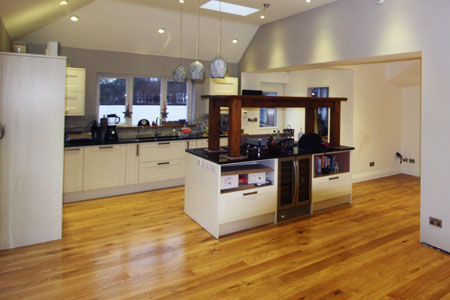 kitchen and bathrooms oxfordshire fitter